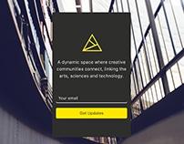 Arteca Responsive Landing Page Concept