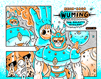 WuMing The Galactic Warlord 銀河軍閥無暝