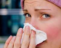 Littelfuse Onsite Flu Clinic Poster