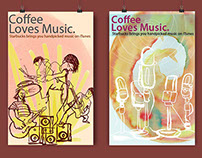 Starbucks Coffee Loves Music Campaign