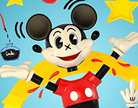 Happy B-Day Mouse!