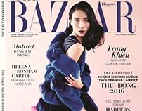 Harper`s Bazaar Vietnam 08-2016