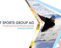 Mammut Annual Report-- Re-design