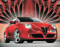 Alfa Romeo MiTo launch campaign