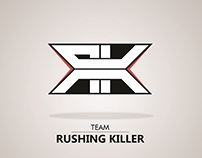 Rushing Killer (RK) Logo and Game Contents