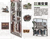 北門街:空間記憶採集計畫