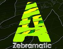 Zebramatic Font