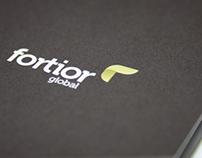 Fortior Global Branding + Identity