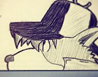 Sherlock Meitantei Holmes Sketches