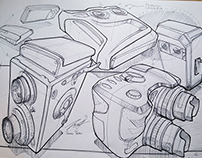 My Sketchbook (Sketch pile) 2015 - part 4