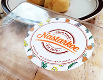 Nastarkoe Logo and Packaging Design