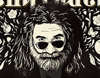 Jerry Garcia Wallpaper