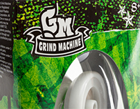 Grind Machine - Branding & Packaging