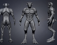 Monster - Character Design