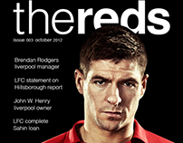 the reds -ipad magazine