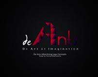 De Ants Logo Concept