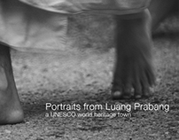 Portraits from Luang Prabang
