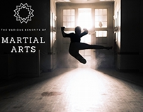 The Various Benefits of Martial Arts
