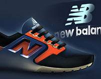 New Balance Concept Sketches
