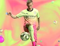 Manchester City's 3rd kit