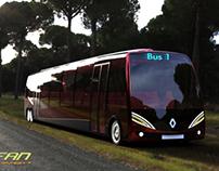 Next Generation Panoramic buses