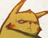 Pokemons Bored