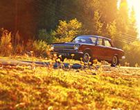 GAZ 24 «Volga»