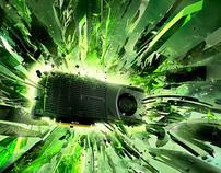 Nvidia Keyvisual GTX 480