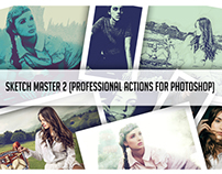 Sketch Master 2 Photoshop Action