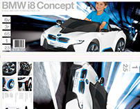 BMW i* Concept Ride-On Package Design