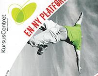 Brochure design EUC, DK