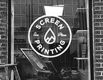 Sox Place Screen Printing