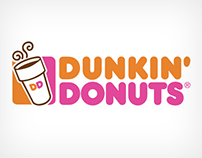 Dunkin` Donuts free music Facebook APP - InPulseDM