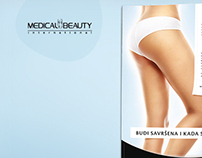 MEDICAL BEAUTY - print campaign