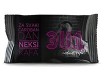 Neksi Coffee - packaging design