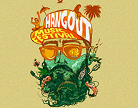 Poster for The Hangout Music Festival