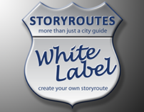 StoryRoutes-product logo's