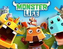 Monster Life UI