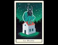 XV Le Diable
