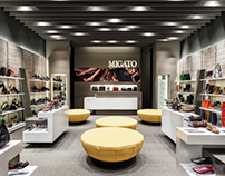 MIGATO Store / The Mall Athens