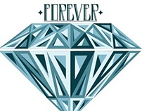 "Forever Diamonds ""Dojo Clothing"""