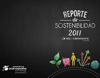 Reporte de Sostenibilidad BAC CREDOMATIC