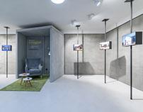 Exhibition Design: Progress Betonwelt