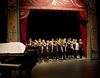 Singschul' on stage - Oper Graz 2012