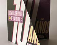 Brochure Premios Cromos de la Moda 2012
