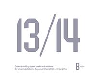 Logotypes & Marks 2013 — 2014