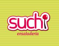Suchi, Ensaladería