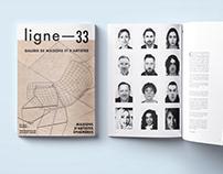 édition · magazine ligne-33