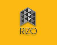 Rizo- Logo Design and Stationary Design