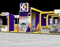 KPDNKK Pavilion Booth Design